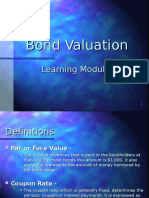 Bond Valuation Ppt