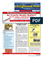 16-8E July 1 2016 issue - Fight the Oligarchs, Do Courts Really Matter?, Primary Election Issue #2
