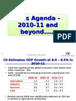 CII's Agenda