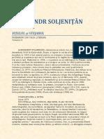 Alexandr Soljenitin - Vitelul Si Stejarul Vol 2 N.pdf