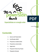 Powerstein CV Enero 2016