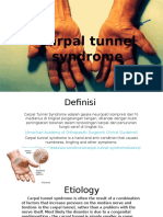 Carpal Tunnel Syndrome Meeting 6 Kelompok 2 [Autosaved]