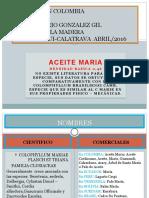 Consulta Maderas en Colombia