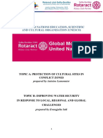 Rotaract MUN 2016 UNESCO Study Guide