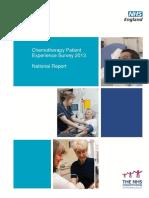 Chemotherapy Survey Report_Final