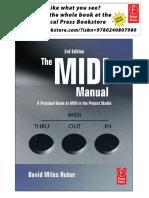 MIDI Basics