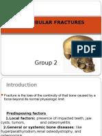 Mandibular Fractures
