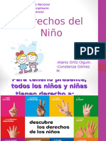 Derechos Del Niño