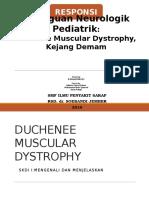 DMD, Kejang Demam, CP Adim