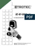 Manual Camara Termografica Trt Ba Icvseries Hs 003 Es