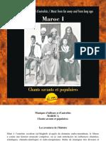 Musiques d'Ailleurs Et d'Autrefois MAROC I