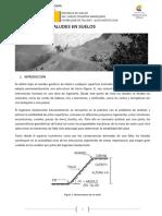 Mecanica de Suelos - Estabilidad de Taludes - Cuaderno de Trabajo Guia