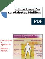 10. Complicaciones Diabetes.