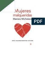 021012104568 Michelena Mariela - Mujeres Malqueridas