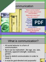 Human Communication 2
