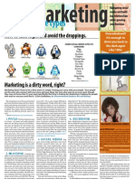Un-Marketing for Creative Types