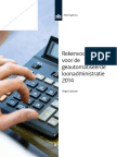 Rekenvoorschriften Voor Geautomatiseerde Loonadministratie Lh991t41fd
