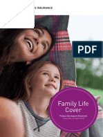 Real Insurance Family Life Pds