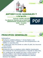 Antonio Ceron Caicedo - Antispeticos y Desinfectantes