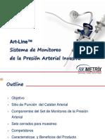 sp-Art-Line™-Blood Pressure Monitoring Set