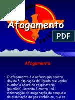 Bombeiro Goias - Afogamento.ppt