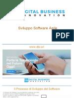 Sviluppo Software Agile