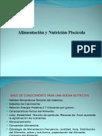 Alimentacion y Nutricion Piscicola