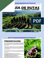 Senderismo Plasencia y Nortex 2016