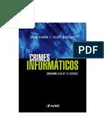 Crimes Informáticos - Conforme a Lei Nº 12.737-2012