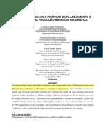 Análise de Modelos e Práticas de Pppc