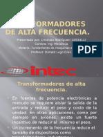 transformadoresdealtafrecuencia-140906130908-phpapp01