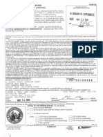 Superior Court of El Dorado County Complaint Filed 05/24/2010