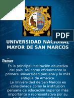 Presentación Pamer_san Marcos 2013-2