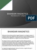 Bhandari Magnetic