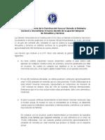 Comunicado CVC - Ocupación temporal de terrenos 27-07-2016