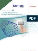 ナノ材料の応用最前線 Material Matters v2n1 Japanese
