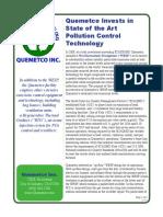 Quemetco Pollution Control Technology (English)