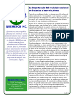 Quemetco Domestic Recycling Importance (Spanish)