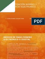 Investigación 3 Comercio Electronico