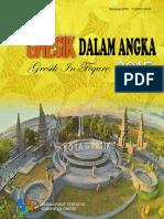 Kabupaten Gresik Dalam Angka 2015