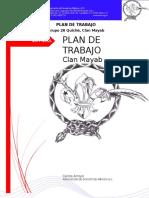 Plan de Trabajo Para El Clan Mayab
