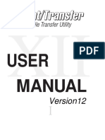 Stat Transfer User Manual