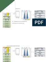 Hoja Excel Para El Calculo de Viga Simplemente Armada Por ACI y RCDF