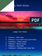 Logic Hinh Thuc