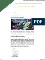 Digimon World Re_Digitize _ LX-Schiffer Corp