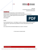 Reparación de Firme en Bidegorris (16/2016)