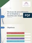 tcnicasdeprocedimientoenlalimpiezaydesinfeccin-140118134621-phpapp02.pptx