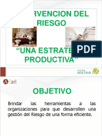 Intervencion Del Riesgo