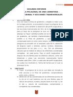 Segundo Informe - Caminos