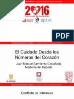 El Cuidado de Los Números Del Corazón Juan Manuel Sarmiento